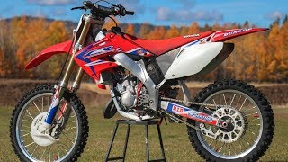 I Wrecked My CR125