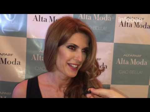 Isabel Macedo habló por primera vez de su casamiento con Juan Manuel Urtubey