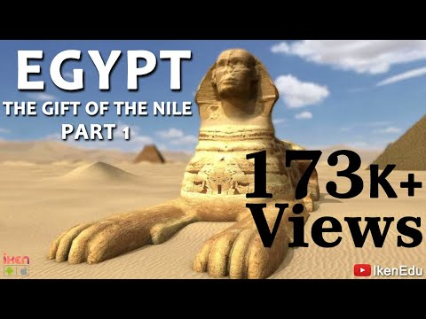 ancient egypt gift of the nile