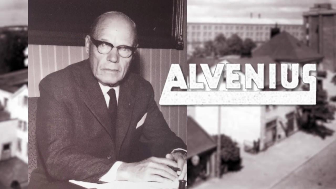 Die Geschichte Von Alvenius Industrier AB