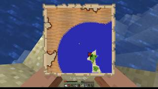 MINECRAFT 1.13 FINDING BURIED TREASURE