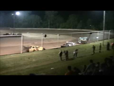 Ohio Valley Speedway Late Model Feature 5-28-2016