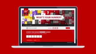 How to choose your Virgin Mobile 0570 number.