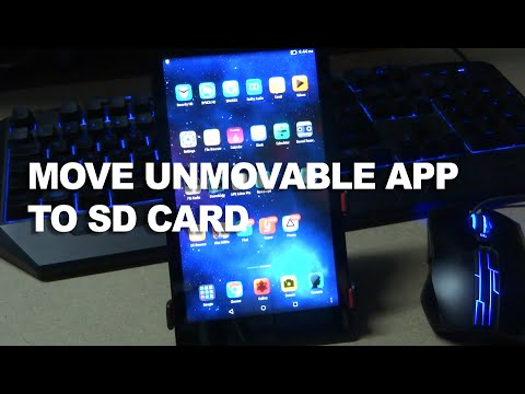 How to move apps to sd card on android phone free up for Rearrange my room app