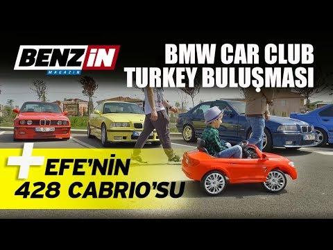 VLOG | Efe ile BMW Car Club Turkey buluşmasına gittik