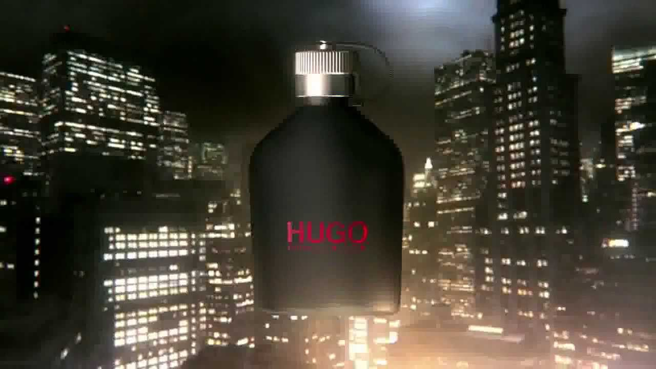hugo boss edt hugo boss just different for men ad by. Black Bedroom Furniture Sets. Home Design Ideas
