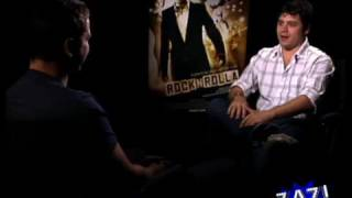 Funny Interview with Gerard Butler