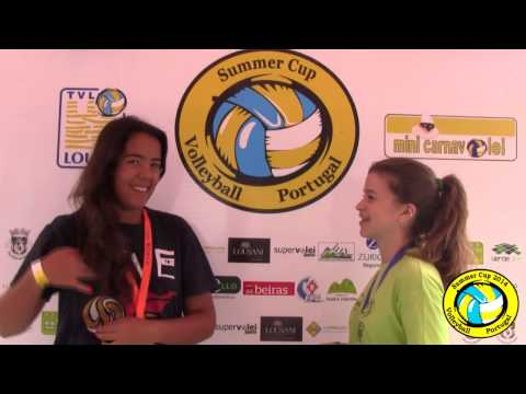 Summer Cup Flash Interview | Joana Amaro -- Esmoriz GC