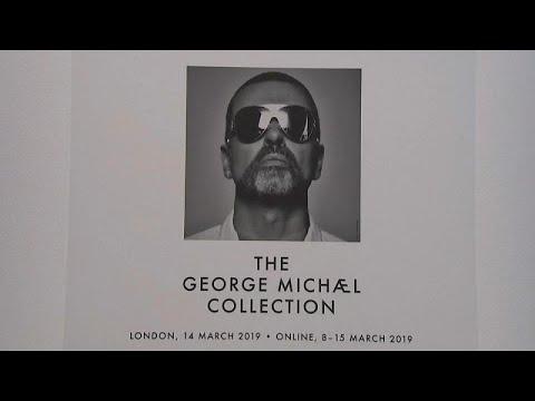 La collection d'art de George Michael vendue aux enchères Mp3
