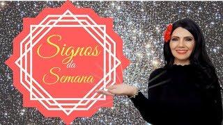 HOROSCOPO DA SEMANA - PREVISÃO PARA TODOS OS SIGNOS COM TARÔ 09-09 A 15-09-2018