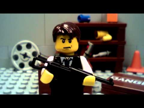 The Zombie Defense Pack Commercial (Brickarms)