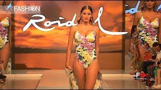 POWERFUL RAINFOREST   ROIDAL Spring Summer 2018 Maredamare 2017 Florence   Fashion Channel