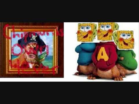 Spongebob Squarepants meets Alvin and the Chipmunks *better version!!! :o*