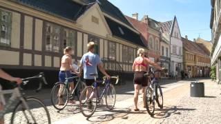Tv klip  Anne Vibeke Rejser   Langeland%2C Emmerblle Strand Camping 1
