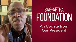 A Fireside Chat with Foundation President Courtney B. Vance 3/30/20
