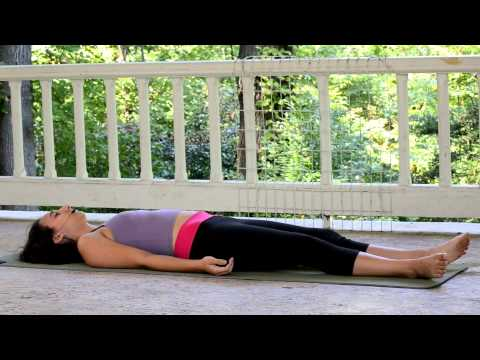 Beginners Yoga - Savasana (corpse pose)