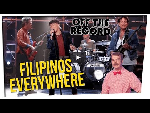 Off The Record: Being Filipino & Steve's Fashion (ft. Dante Basco & Hosted by Nikki Limo))