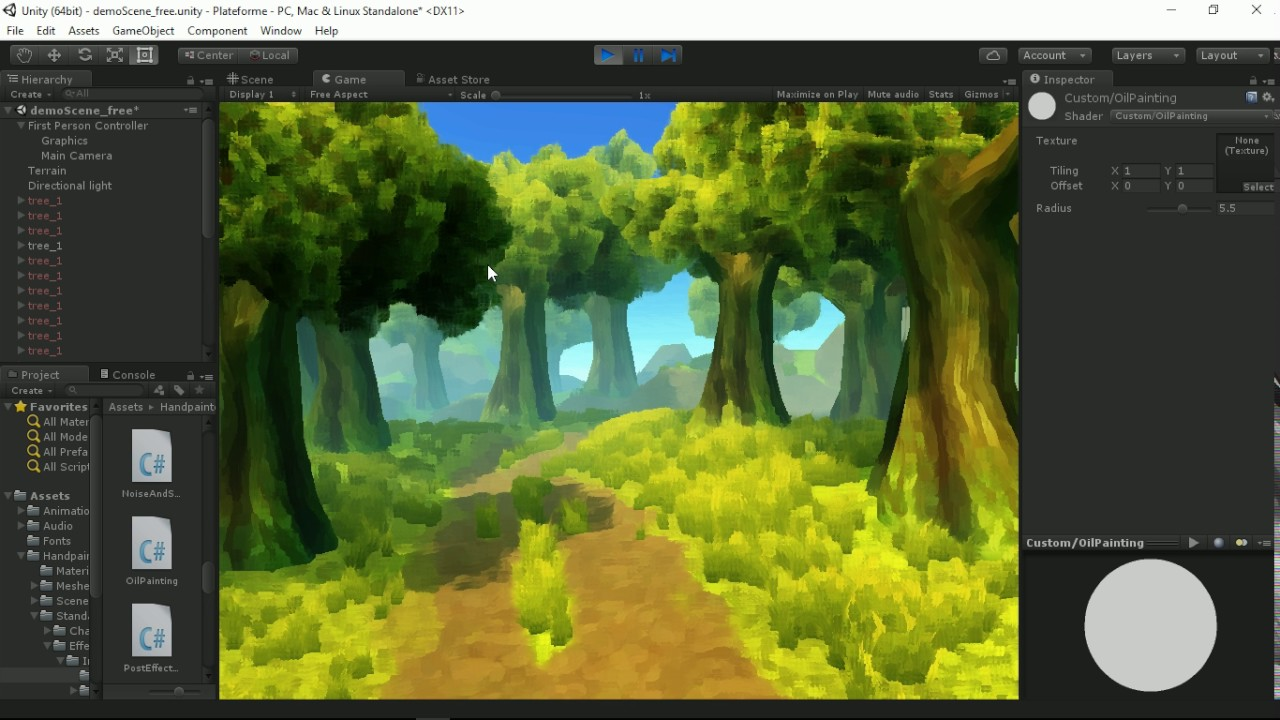 Unity  Shader For Hand Painted