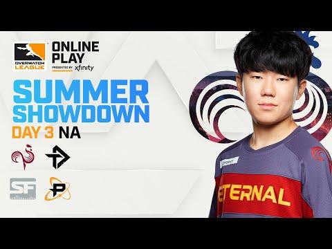 Stream: OW League - Overwatch League 2020 Season | Summer Showdown |