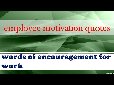 Words Of Encouragement For Work Spiring Quotes On Success Youtube