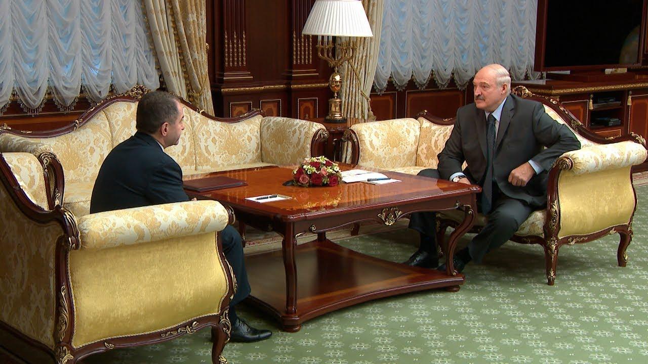 Лукашенко рассчитывает на расцвет белорусско-российских отношений в период работы Бабича