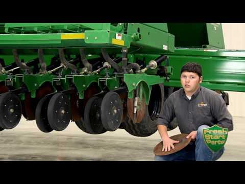Great Plains Service: Min-Till Drill Opener Maintenance