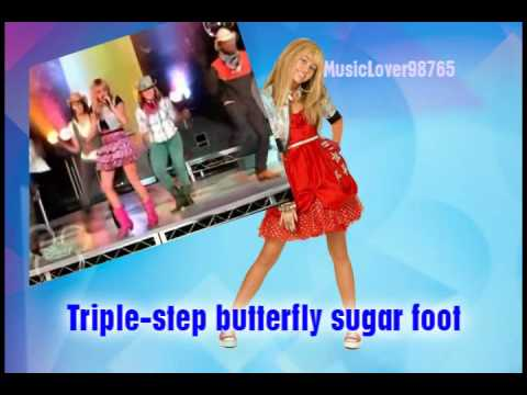 Ice Cream Freeze (Karaoke Version) [HQ] - Hannah Montana 3
