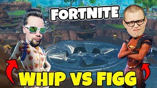 WHIPPIT vs FIGGEHN I FORTNITE *NYA LEAKY LAKE* Playground