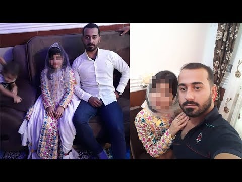 В Иране мужчина женился на 9-летней девочке