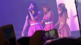 131025 APINK LOVELY DAY @VIZIT KOREA @SINGAPORE FANCAM FULL HD 1080p