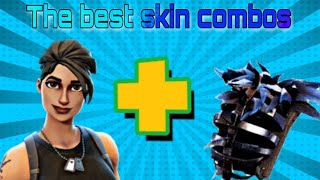 TOP 5 SKIN COMBINATIONS FROM FORTNITE