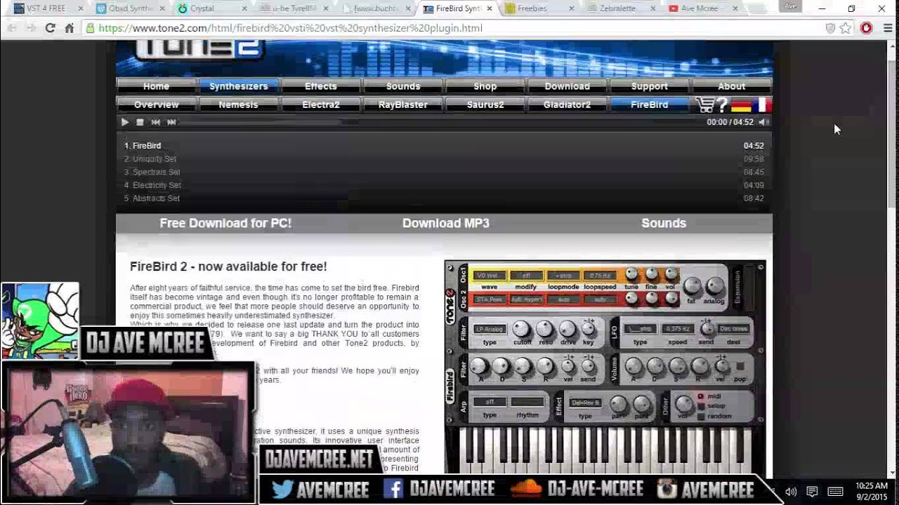 the best FREE VST's of 2015