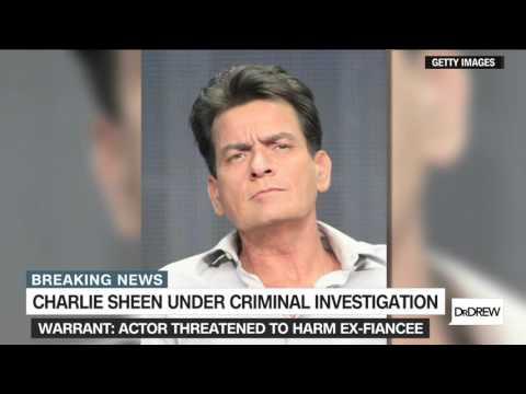 Police: Charlie Sheen is under investigation