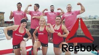 Reebok CrossFit Nano 7 Powers New World Records