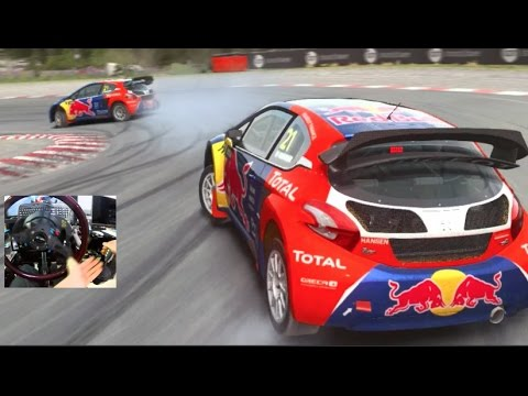 Dirt Rally GoPro RallyCross ONLINE - Making Money $$