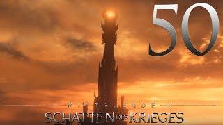 SAURON und CELEBRIMBOR sind.. EINS! #50 - MITTELERDE SCHATTEN DES KRIEGES | Let's Play