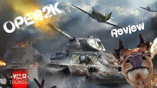 обзор War Thunder (PS4)