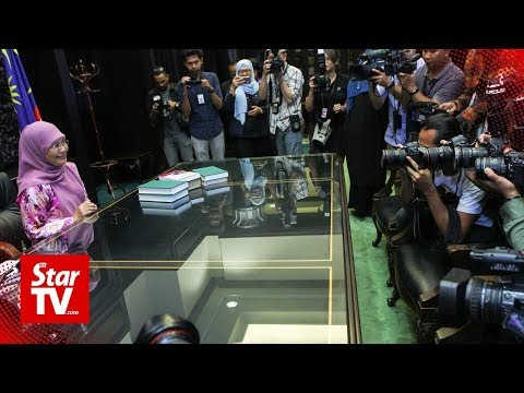 Malaysia&39;s first female Chief Justice unfazed by new post