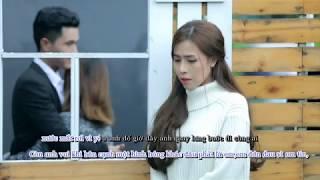 Karaoke Là Em Sai | Yuna Phan Quỳnh Ngân | Nổi Đau Người Đến Trước 2 OST(Official)