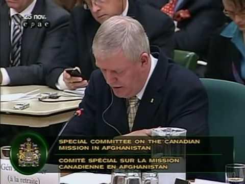 Canadian Generals refute war crimes allegations