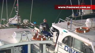 Man drowns in Darling Harbour after alleged brawl