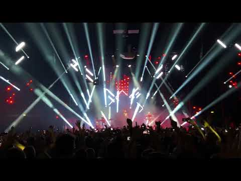 Scooter Wild & Wicked Live 16.02.2018 Barclaycard Arena Hamburg, Opening