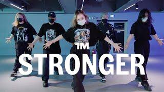The Score - Stronger / Yeji Kim Choreography
