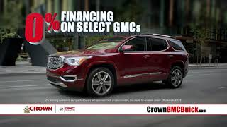 The Crown Buick GMC Big Event!
