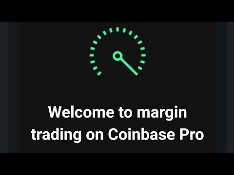 Coinbase Gives Us Margin Trading (Leverage For U.S. Markets)