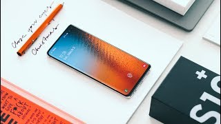 Samsung Galaxy S10+ REVIEW - The Phone to Beat in 2019!
