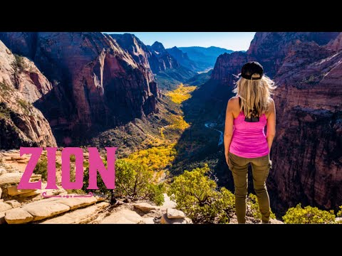 Hiking Zion National Park - Angel's Landing & The Narrows