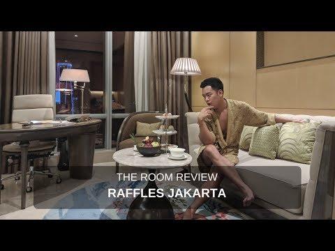 Review : Raffles Jakarta [Garden View Raffles Room]