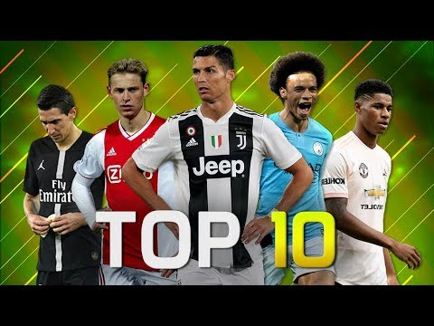 Top 10 Most Dramatic Comebacks In Football 2018/2019