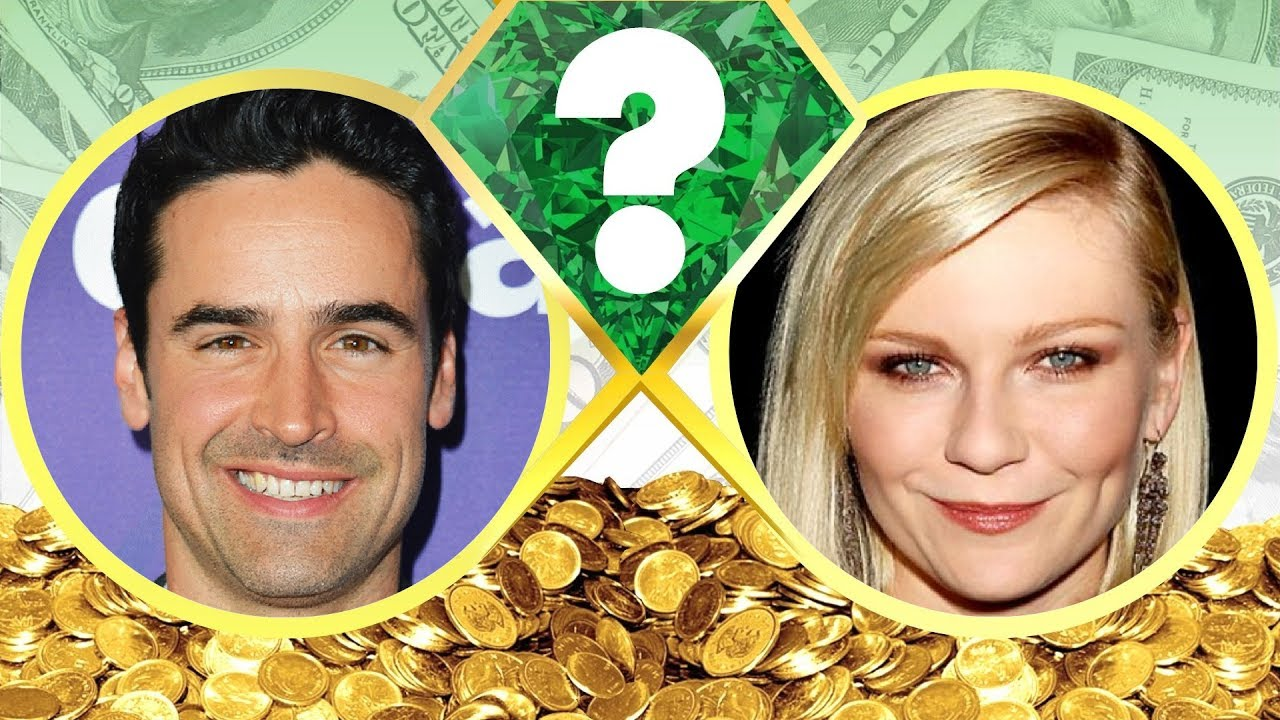 WHO'S RICHER? - Jesse Bradford or Kirsten Dunst? - Net Worth Revealed!  (2017)